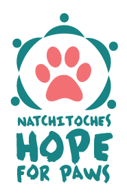 natchitoches hope for paws