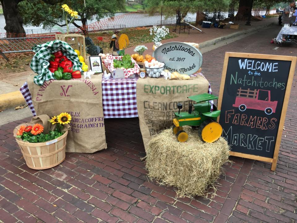 City of Natchitoches Farmer's Market