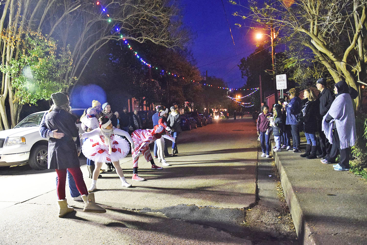 christmas attractions - city of natchitoches