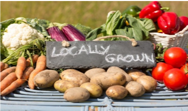 locally grown - city of natchitoches