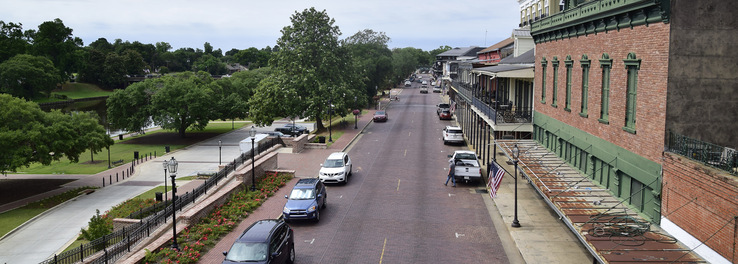 public works downtown city of natchitoches