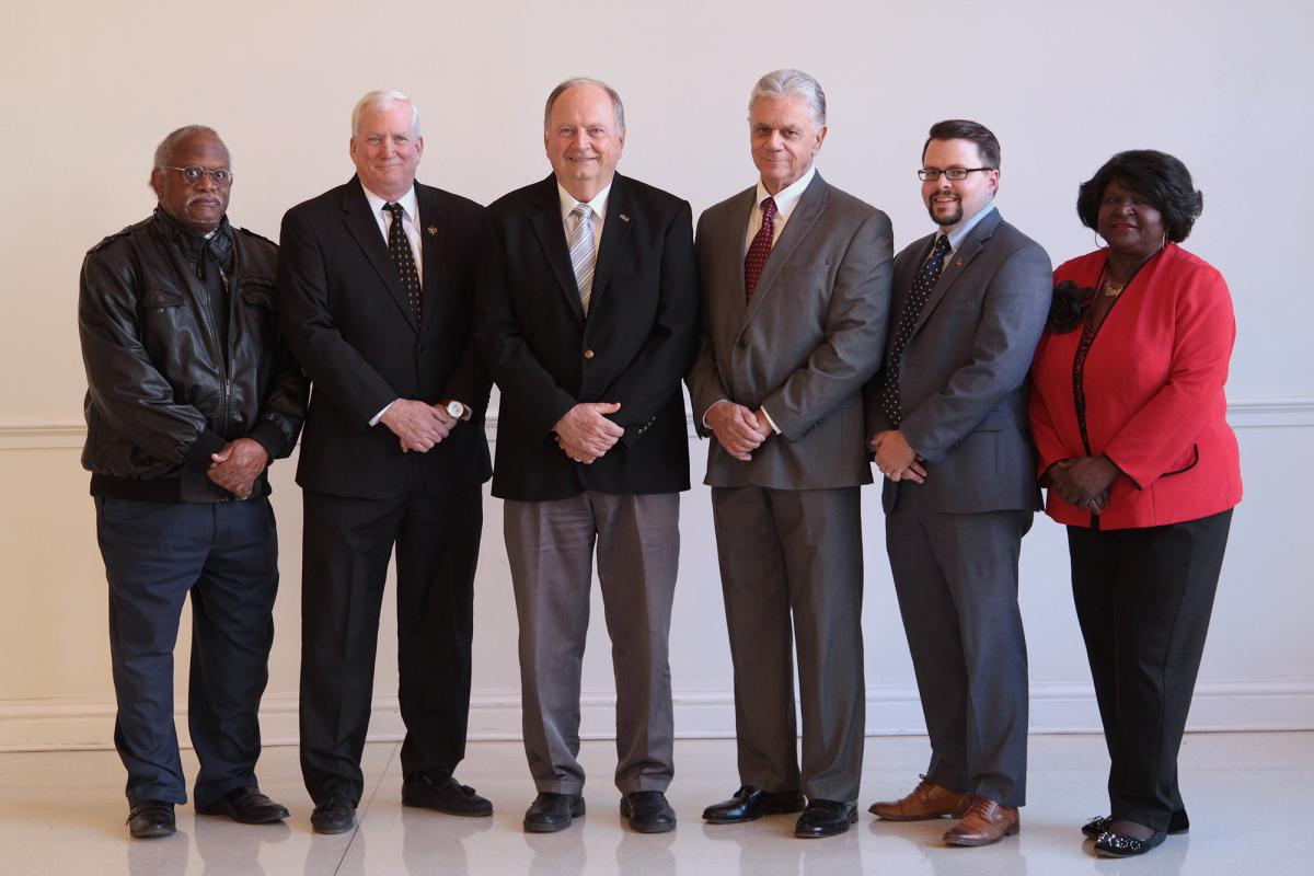 City of Natchitoches - City Council Members