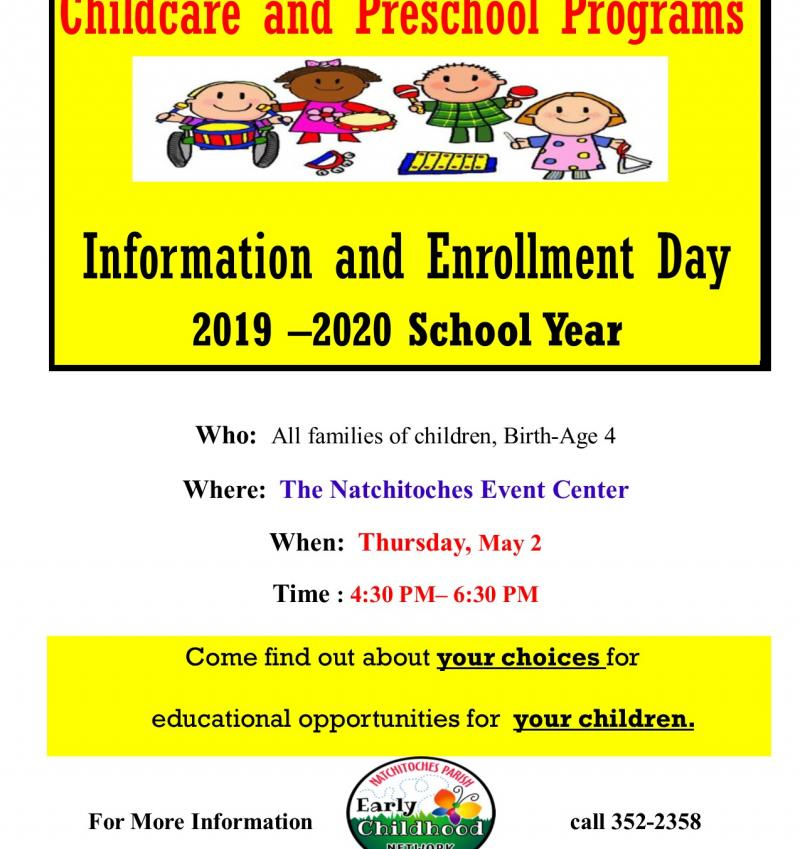 Natchitoches Parish Early Childhood Network