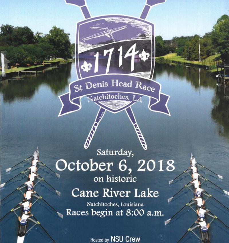 st. denis head race - city of natchitoches