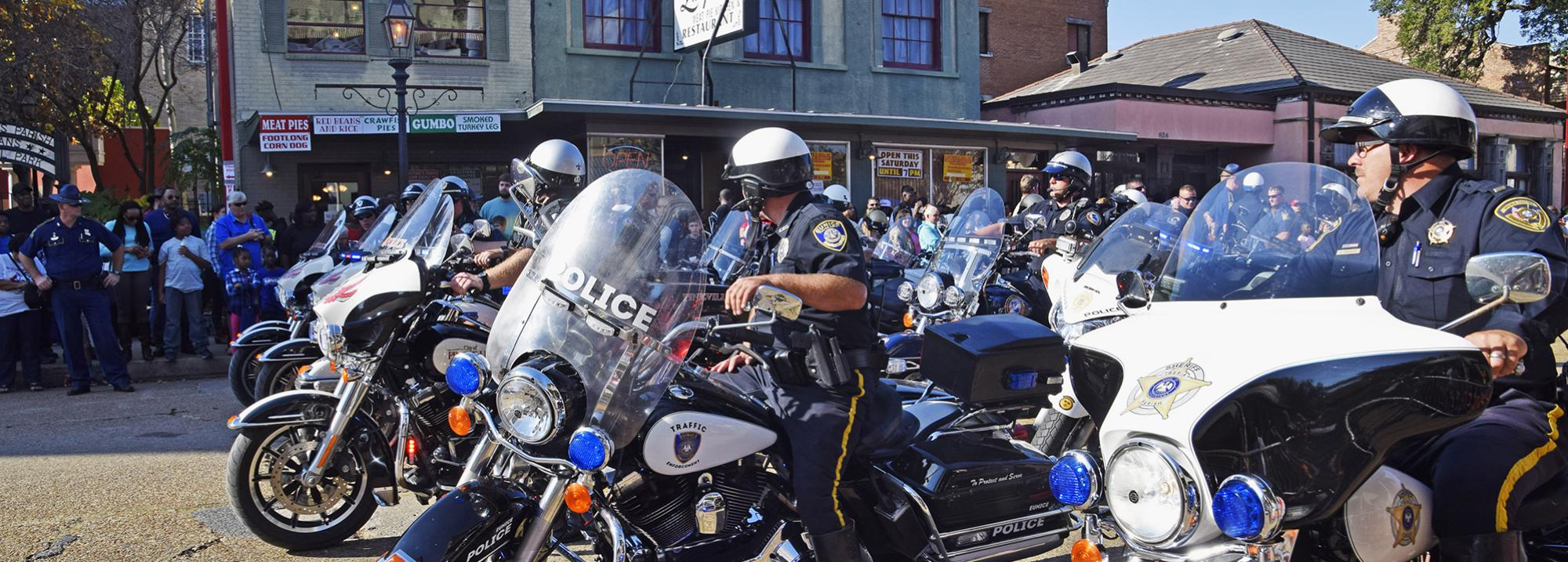Police Protection | City of Natchitoches, Louisiana